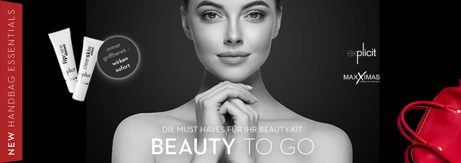 Beauty to go aus dem Kosmetikinstitut